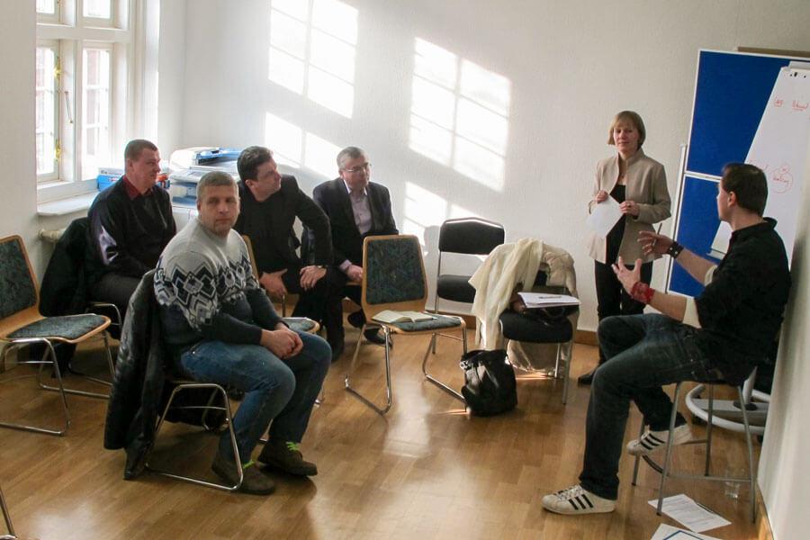 МОО «ЭКОПРОЕКТ» и немецкая организация mitMachen подписали официальное партнерское соглашение!